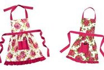 Aprons / Ragged Rose aprons and other aprons we love.
