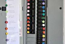 Decor: Storage Room