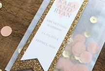 Marry Me / Wedding paper designs / by Amber V Hammond | Two Storks Designs