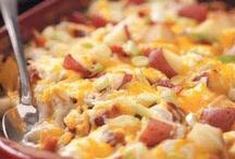 Brilliant Food Ideas / Food. Crockpot. Lunch. Freezer Meals.  Dinner.   / by Jessica Brewbaker-Hills
