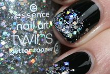 Brilliant Beauty: Hair and Nails / Just like the title says, these are brilliant beauty ideas for hair and nails!