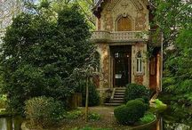 Abodes of the Renowned  / Home is one's birthplace, ratified by memory....Henry Anatole Grunwald