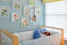 nursery and kid room ideas / by Dahlia Brown