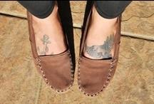 Tattoos / by Sarah McGreal