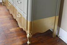Furnishings / Noteworthy furniture & plenty of diy restores.  / by Chelsee Gardner