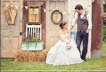 Rustic Weddings / by Carrie Allen