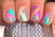 Cute Nails  / by Seneo Mwamba