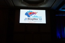 My BlogHer 12 / Here is my adventure to the 2012 @BlogHer Conference in NYC. #blogher12