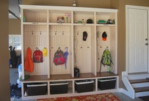 HOME [Laundry/Mudroom] / by Carrie Allen