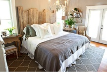 HOME [Bedroom Ideas] / by Carrie Allen