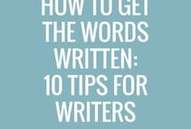 Writing and writers / Hints, tips and advice on becoming a better writer.