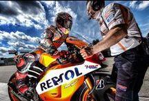MotoGP  / Shots of Racers, Bikes and Girls of MotoGP!  / by MotoSport .com