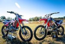 Honda Dirt Bikes / For the Honda Fans!