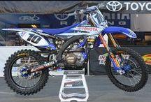 Yamaha Dirt Bikes  / For the Yamaha Fans!  / by MotoSport .com