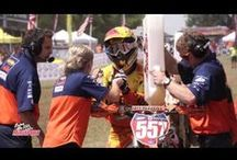 "Driven To Win  / MotoSport.com Video Series ""Driven To Win"" follows GNCC racer Kailub Russell through the 2013 season!  / by MotoSport .com"
