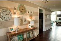HOME {Entry Ways & Foyers} / by Carrie Allen