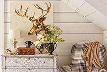 Decor -Northwest Cottage / by Carrie Allen