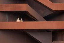 Arquitectura - Escalera / by Mónica Lapaz