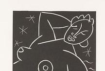 Artistas - Matisse / by Mónica Lapaz