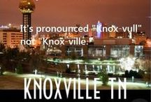 Knoxville: Gateway to the Smokies. / Nestled in the foothills of the Great Smoky Mountains, against the banks of the Tennessee River, Knoxville serves as the perfect blend of southern hospitality and modern development.  Rich in culture and natural beauty, the unique destinations in Knoxville reflect the diversity of this historic city and its charming     people. / by Steve Parker