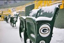 Frozen Tundra / Everything Green Bay Packers / by Steve Parker