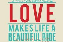 Love Quotes / by Carrie Allen