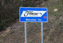 Tanasee: The Meeting Place / I was born here and raised here. I'll make my grave here: Tennessee / by Steve Parker