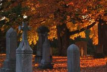 """~Sleepy Hollow~ / """"A drowsy, dreamy influence seems to hang over the land, and to pervade the very atmosphere."""""""