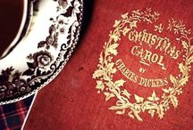 """~A Christmas Carol~ / """"Marley was dead, to begin with ... This must be distinctly understood, or nothing wonderful can come of the story I am going to relate.""""  ― Charles Dickens, A Christmas Carol"""