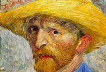 """~Vincent~ / """"...and then, I have nature and art and poetry, and if that is not enough, what is enough?""""  ― Vincent van Gogh"""