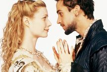"""~Shakespeare in Love~ / """"When I saw you I fell in love,  And you smiled because you knew."""""""