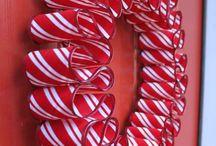 Crafts. Christmas Decorations
