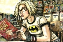 Fangirl Life / Some of the geekiness and nerdom that I love.  / by Lisa McCarty