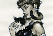 Catwoman  / My Idol..  / by Lisa McCarty