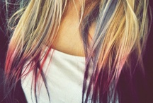 Hairstyle/Ideas. / Idea's for hair that I would love to try sometime. Or just beautiful pictures.  / by Lisa McCarty