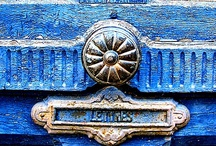 Style  |  Doors & entrances / Beautiful old doors and gates from around the world / by Jeanne Horak-Druiff