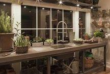 Garden rooms/greenhouses