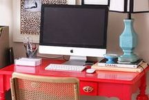 Awesome Offices / At Quicken Loan, we believe your work space has a lot to do with creativity and productivity. Create an office space to inspire your work! / by Quicken Loans