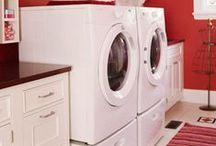 Useful Utility Rooms / Make a statement with these design ideas for your utility room / by Quicken Loans