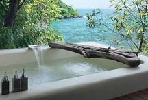 Bath tubs / by Karma Couture