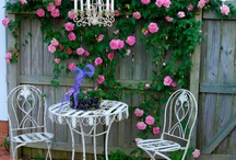 Cottages, Gardens, Flowers / by Karma Couture