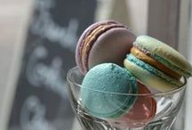 Macarons / The prettiest and tastiest macarons from our Macaron Classes at La Cuisine Paris! And all the Macarons that inspire us!