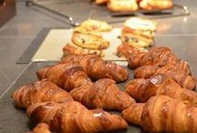 Croissant / Butter, Butter and more Butter!  Beautiful flaky croissants from our croissant class here at La Cuisine Paris, and other croissant related inspriation!  Find our more about the croissant classes we offer here - http://lacuisineparis.com/content/french-croissant-classes