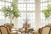 For the home / Pinterest has allowed me to see everything I like in one spot.  I don't necessarily like everything in each photo, just get ideas here and there! / by Deborah DeCampos