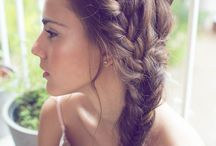 Lovely hair&beauty&fashion