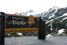 Alaska, here I come! / What I'm going to see and do in Alaska!