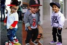 Kids Fashion / by Brittany Miller