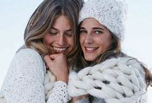 Stay Cozy / Stay cozy with our favorite cold weather accessories, apparel and sleepwear! / by Aerie