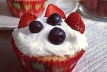 Gluten Free Desserts / Just 'cause its GF doesn't mean it can't be awesome! / by I'm a Celiac