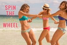Cutest Bikini on the Beach / Bolder is always better!  / by Aerie